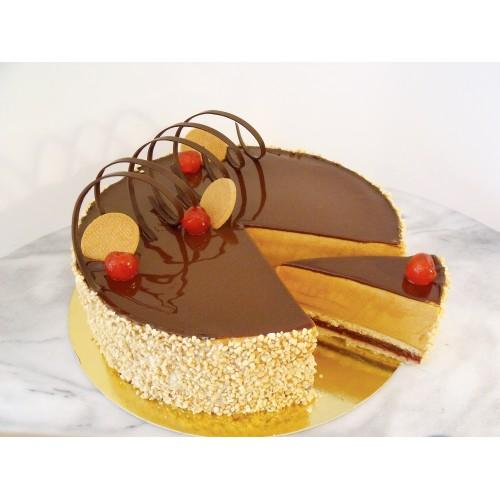 Moncherry Caramell torta