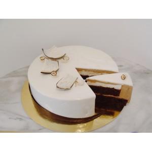 Bounty mousse torta