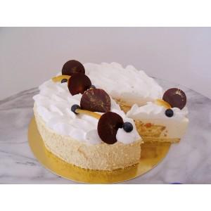 Oroszcréme torta